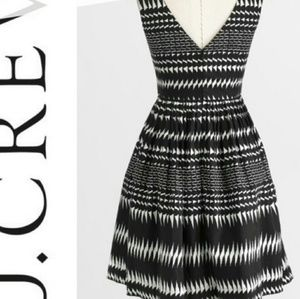 J Crew dress fit and flare NWOT